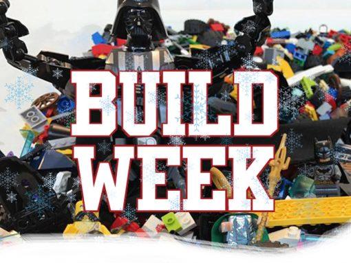 Brick Box Christmas Build Week