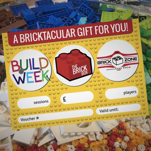 Brick Box Gift Vouchers
